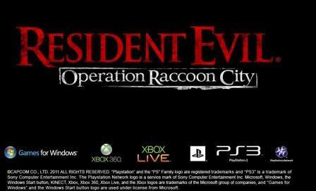 Resident Evil: Operation Raccoon City, tráiler