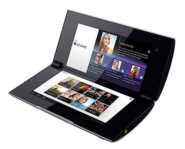 Sony S1 y S2, así serán los nuevos tablets de Sony 32