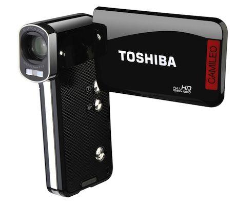 Toshiba aumenta la familia de cámaras Camileo