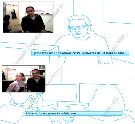 Kinect podría ir intregrado de manera nativa en Windows 8