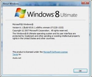 Transformation Pack Windows 8 para sistemas operativos Windows 7 32