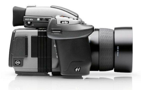 Cámara de 200 Megapixels, Hasselblad H4D-200MS