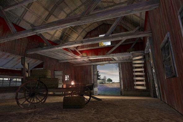Dream:scape, juego para iPhone / iPad con Unreal engine 3D