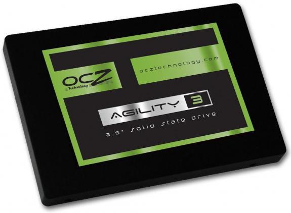 OCZ Agility 3 y Solid 3, SSDs de última generación