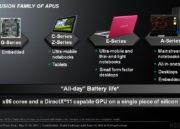 El futuro de las APUs AMD: chips Fusion para sobremesas, portátiles y tablets 29