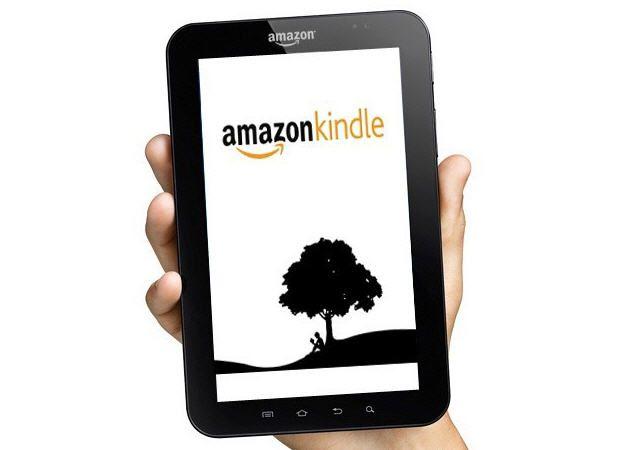 Los tablet de Amazon ya están en marcha
