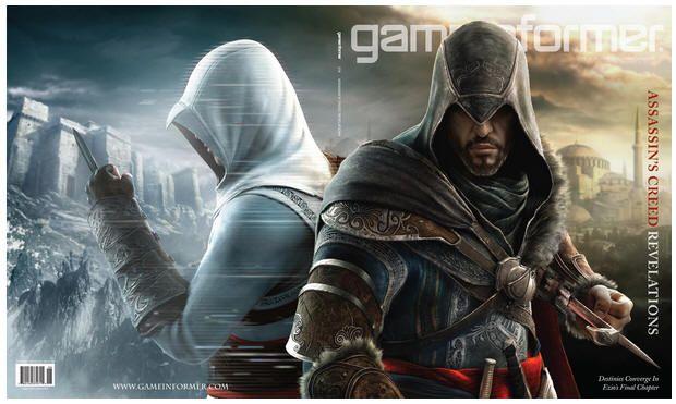 Ubisoft confirma Assassin's Creed Revelations 28