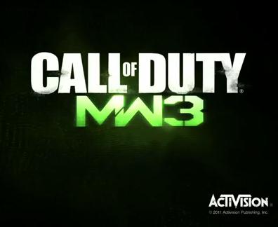 Call of Duty: Modern WarFare 3 (TRAILER)