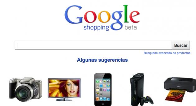 Llega a España Google Shopping