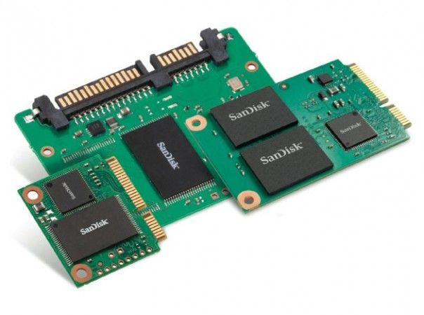 Sandisk lanza SSDs U100 e i100, SATA III, para tablets y ultraportátiles