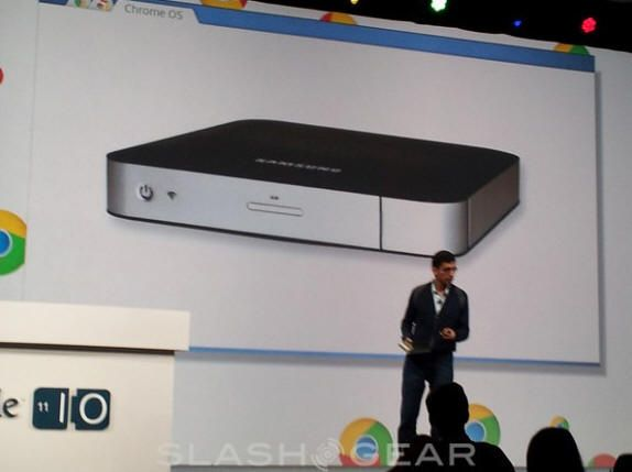 Google Chromebox, un Mac Mini bajo Chrome OS