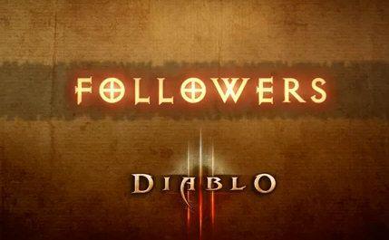 Gameplay de los 'seguidores' de Diablo III