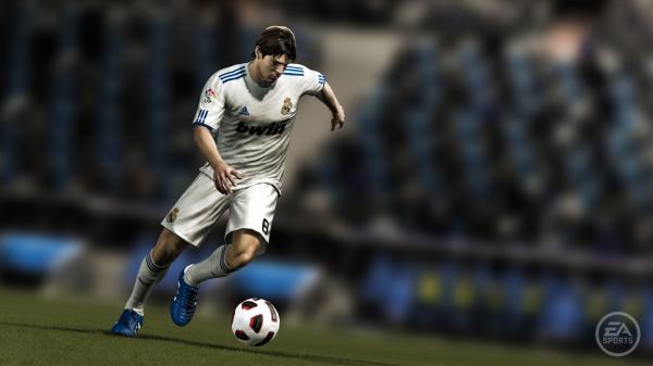 Primer vídeo de FIFA 12