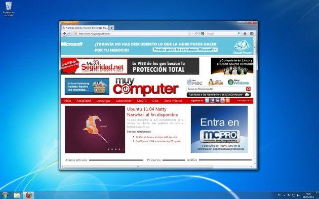 "Minimaliza tu Firefox con Omnibar, la ""barra única"""