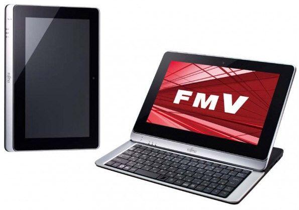 Fujitsu TH40/D, tablet y netbook en uno 29