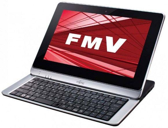 Fujitsu TH40/D, tablet y netbook en uno 31