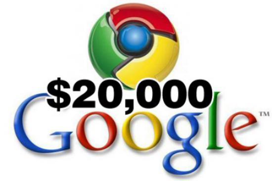 Google ofrece 16.500$ por cada fallo de seguridad en Chrome 11