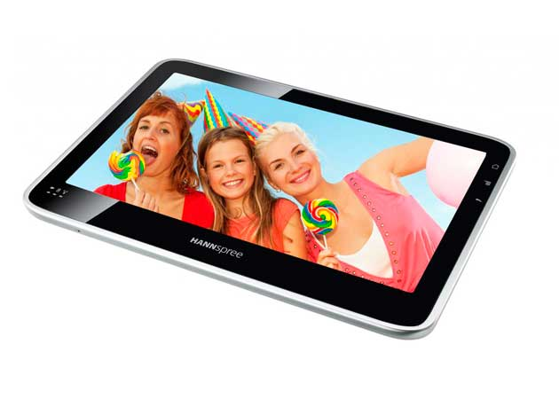 Hannspree Hannspad, una tablet de 10″ a precio imbatible