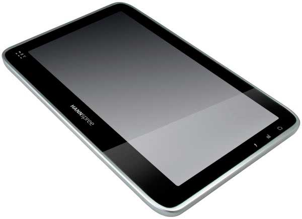 """Hannspree Hannspad, una tablet de 10"""" a precio imbatible 32"""