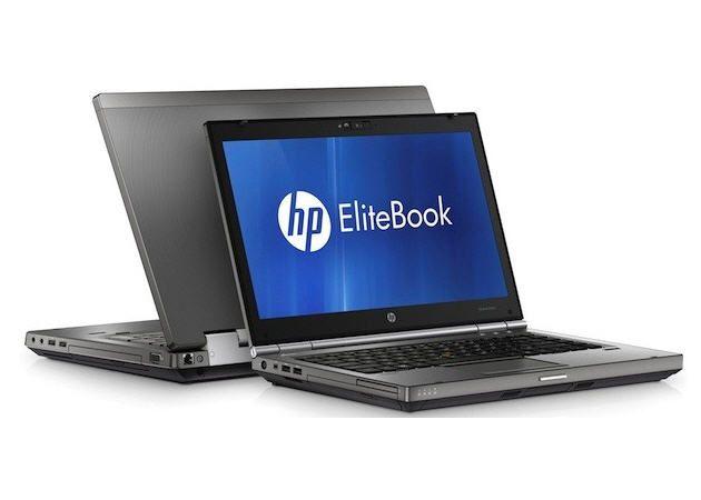 HP EliteBook 8460w, 8560w y 8760w disponibles