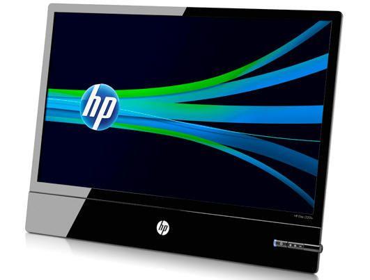 HP Elite L2201x, monitor sexy
