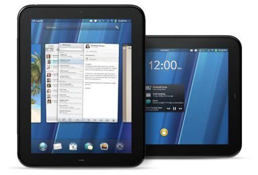 HP TouchPad 32GB, en Walmart por 599 dólares