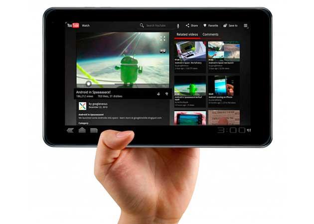 LG Optimus Pad, ya disponible con Vodafone 31