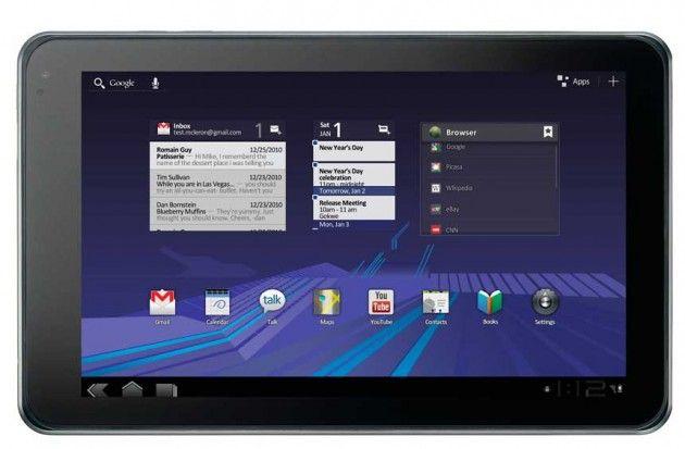 LG Optimus Pad, ya disponible con Vodafone 30
