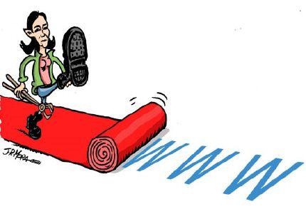 La 'Coalición' (SGAE) denunciará páginas web en septiembre 29