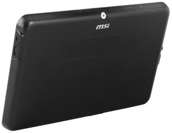 MSIWindPad110W 04 581x450 MSI WindPad 110W, tablet AMD con Windows 7