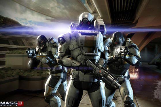 Mass Effect 3 no estará disponible hasta 2012