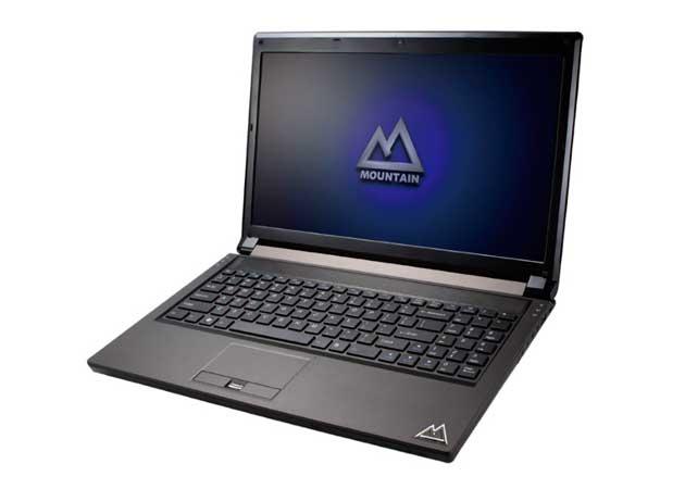 ¡Consigue un portátil profesional Mountain gratis!