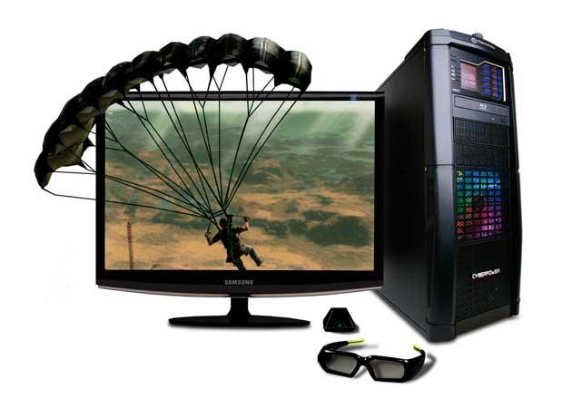 YouTube ya ofrece vídeos compatibles con NVIDIA 3D Vision
