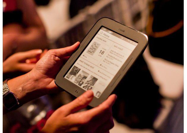 Barnes & Noble renueva sus Nooks de tinta electrónica 29