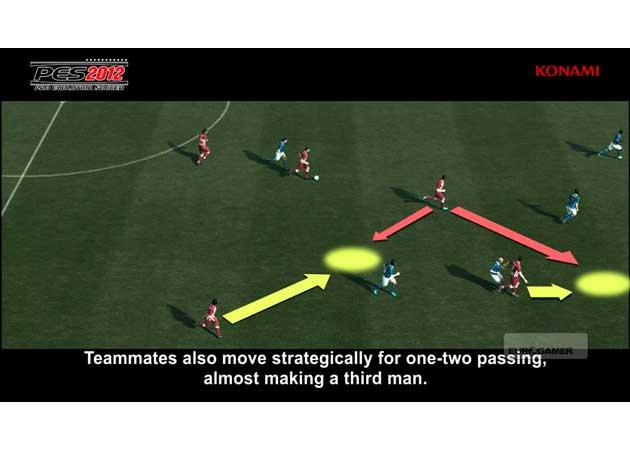 Shingo Seabass nos ofrece los primeros detalles de PES 2012 en vídeo