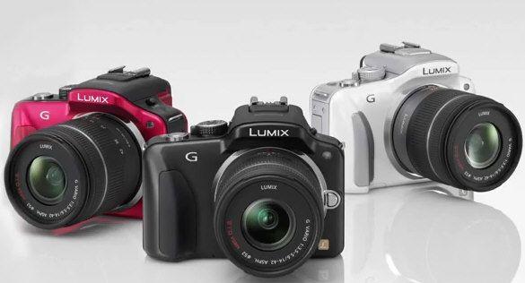 Panasonic anuncia la Lumix G3 31