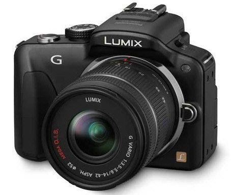 Panasonic anuncia la Lumix G3 30