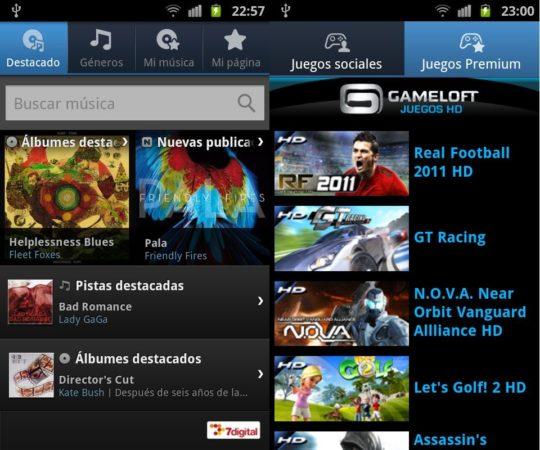 Samsung Hubs 1 540x450 Samsung I9100 Galaxy S II, la saga se refuerza