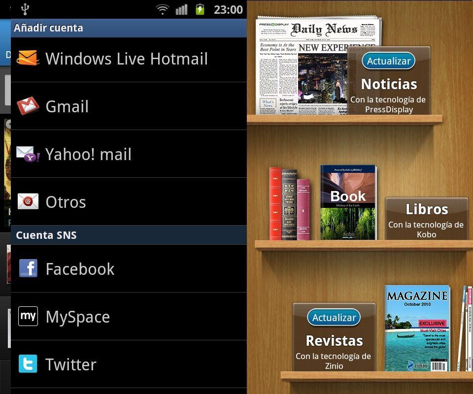 Samsung Hubs 2 Samsung I9100 Galaxy S II, la saga se refuerza
