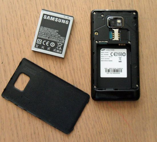 Samsung I9100 Galaxy S II, la saga se refuerza 40