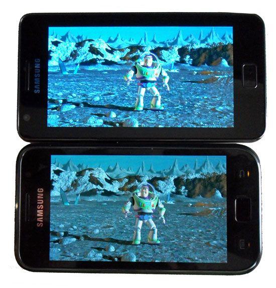 Samsung Galaxy II vs 1 vide Samsung I9100 Galaxy S II, la saga se refuerza