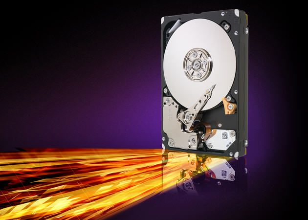 Seagate revela sus nuevos platos de 1 Tbyte para sus discos duros