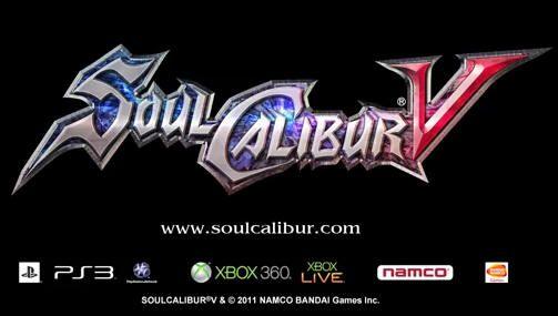 SoulCalibur V presentado