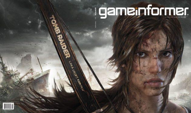 Más detalles del nuevo Tomb Raider