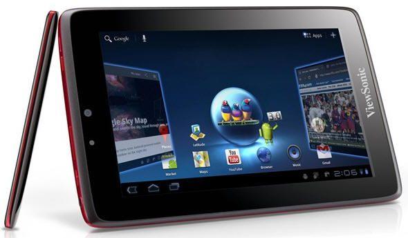 [Computex 2011] ViewPad 7x de ViewSonic