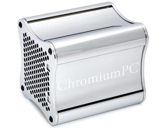 Xi3ChromiumPC Xi3 presenta PC de sobremesa bajo Chrome OS