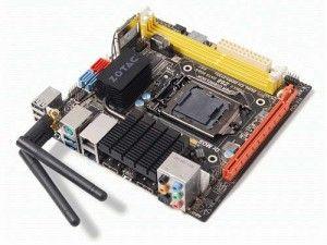Nuevas placas base con Wi-Fi integrado mini-ITX Zotac para Sandy Bridge 31