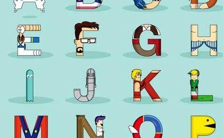 El alfabeto de los videojuegos