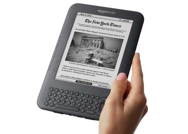 El Kindle será compatible con el formato ePub 30