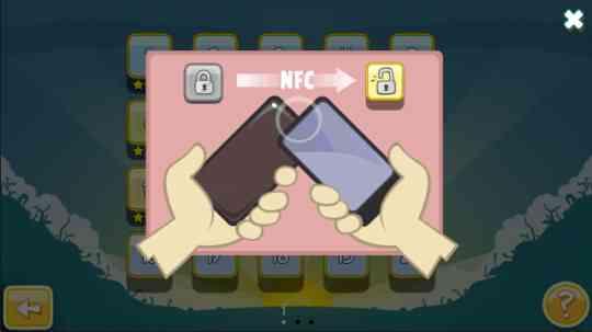 Angry Birds utilizará NFC para compartir niveles, demostración en vídeo